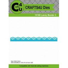 Crafts4U Die Lacey Border 2 10160