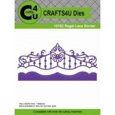 Crafts4U Die Regal Lace Border (2 dies) 10162