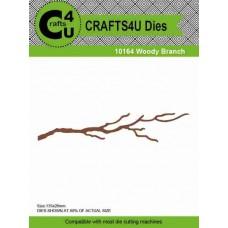Crafts4U Die Woody Branch 10164