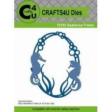 Crafts4U Die Seahorse Frame 10182