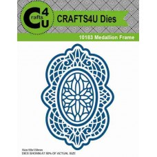 Crafts4U Die Medallion Frame 10183