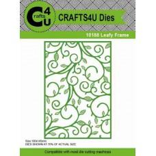 Crafts4U Die Leafy Frame 10188