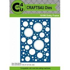 Crafts4U Die Dotty Frame 10190