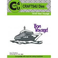Crafts4U Die Bon Voyage (2 Dies) 70107