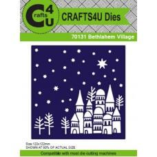 Crafts4U Die Bethlehem Village (Bethlahem) 70131
