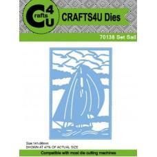 Crafts4U Die Set Sail 70138