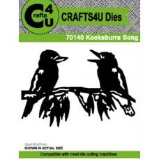 Crafts4U Die Kookaburra Song 70140