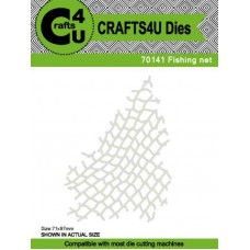 Crafts4U Die Fishing Net 70141