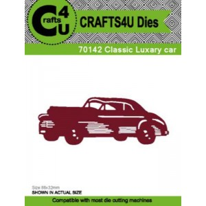 Crafts4U Die Classic Luxury (Luxary) Car 70142