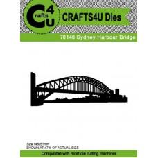 Crafts4U Die Sydney Harbour Bridge 70146