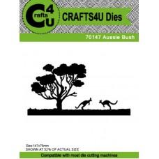 Crafts4U Die Aussie Bush 70147