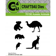 Crafts4U Die Aussie Animals 70156