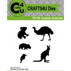 Crafts4U Die Aussie Animals 70156
