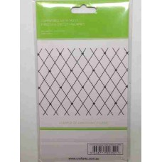 Crafts4U Embossing Folder Diamond Lattice 10113