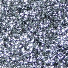 Crafts4U MicroFine Glitter Silver 20g Jar