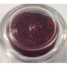 Crafts4U MicroFine Glitter Laser Garnet 20g Jar