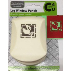C4U Large Punch Window Dove 20002