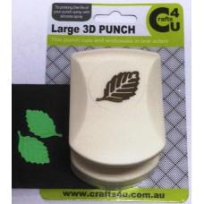 C4U Large Punch Embossed Beech 20015