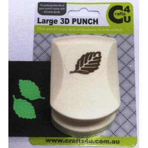 C4U Large Punch Embossed Beech 20015