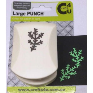 C4U Large Punch Cedar Sprig 20019