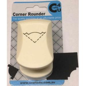 C4U Medium Corner Punch 3 20032 (Square Notch)