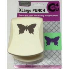 C4U X Large Punch Butterfly 20038
