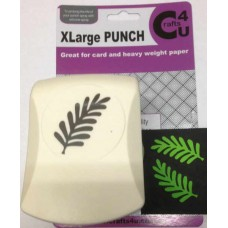 C4U X Large Punch Fern 200444