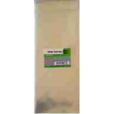 Crafts4U Self Seal Clear Plastic Bags 95 x 210mm 100 Pack 10019a