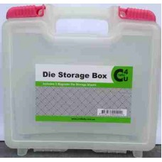 Crafts4U Magnetic Die Storage Case incl 3 Magnetic Sheets 10039