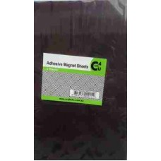 Crafts4U Adhesive Magnetic Sheets 2 Pack 10040
