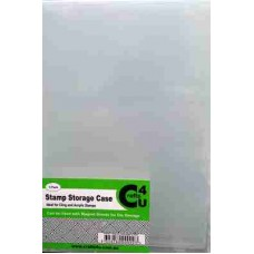 Crafts4U Stamp Storage Case 5 Pack 10051