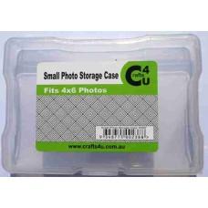 Crafts4U Plastic Photo Storage Case 4 x 6in 10067