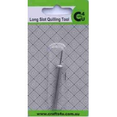 Crafts4U Long Slot Quilling Tool 10041