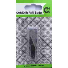 Crafts4U Craft Knife Refill Blades 10 Pack 10028