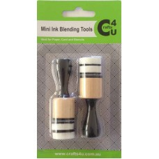 Crafts4U Mini Round Foam Inking Tool (2 pk / 4 foams) 10210