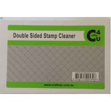 Crafts4U Double Sided Stamp Cleaner 10222