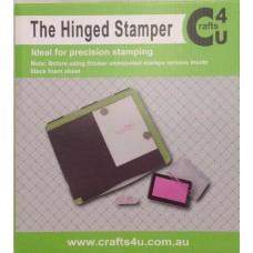 Crafts4U Hinged Stamper Version 2 10094a