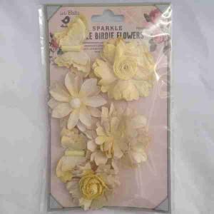 Little Birdie Bernadette Lemon 6pk CR55690