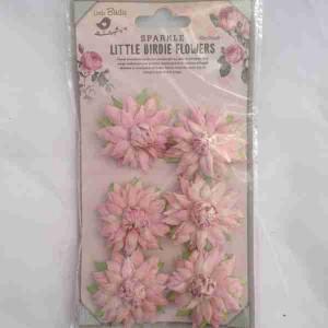 Little Birdie Alslinn Pink 6pk CR57946