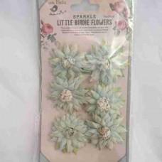 Little Birdie Alslinn Denim Light 6pk CR57950