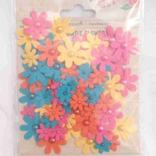 Little Birdie Pearl Florettes Tropical Starburst 80pk CR63305