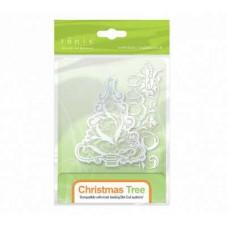 TONIC Die CHRISTMAS ROCOCO Tree 78E