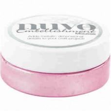 Nuvo Embellishment Mousse Peony Pink NEM 800