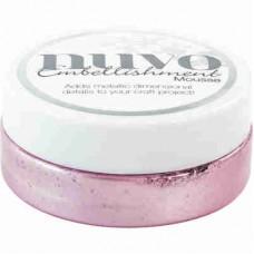 Nuvo Embellishment Mousse Lilac Lavender NEM 801