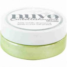 Nuvo Embellishment Mousse Spring Green NEM 808