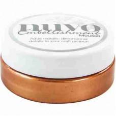 Nuvo Embellishment Mousse Fresh Copper NEM 809N