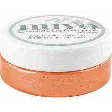 Tonic Studios Nuvo Embellishment Mousse Orange Blush NEM812N