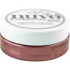Tonic Studios Nuvo Embellishment Mousse Burnished Bronze NEM814N