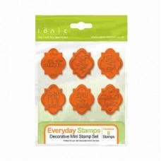 Tonic Stamp Everyday Decorative Mini Set (6 stamps) 1162e